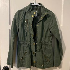 Guess utility jacket
